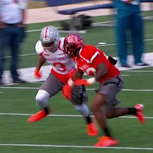 2015 Senior Bowl Week Recap: Stand-out wide receivers