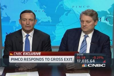 Pimco CEO: Moving on from Bill Gross