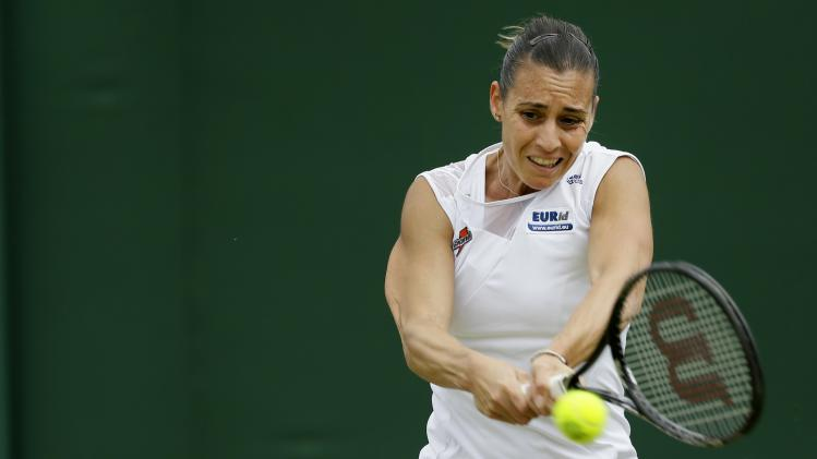 Pennetta, Wickmayer advance at Rogers Cup
