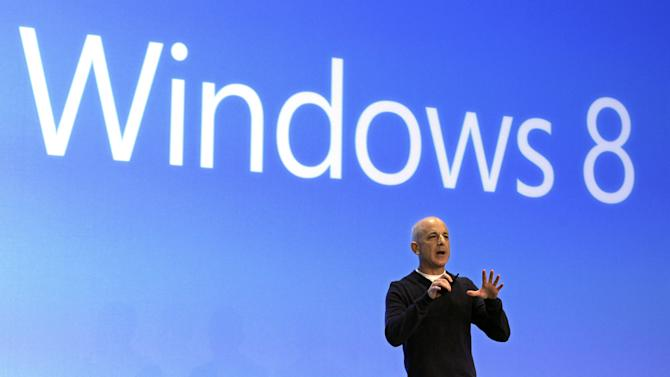 Microsoft's Windows chief leaves in power struggle