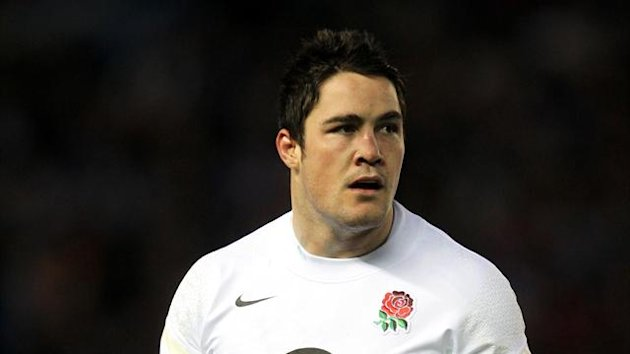 RUGBY Brad Barritt, England