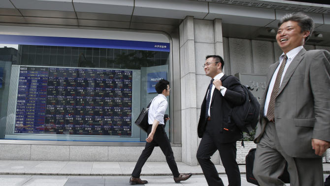 Shares fluctuate amid US recovery, Europe stall