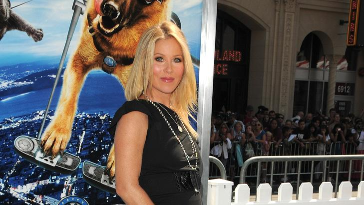 Cats & Dogs the Revenge of Kitty Galore LA Premiere 2010 Christina Applegate