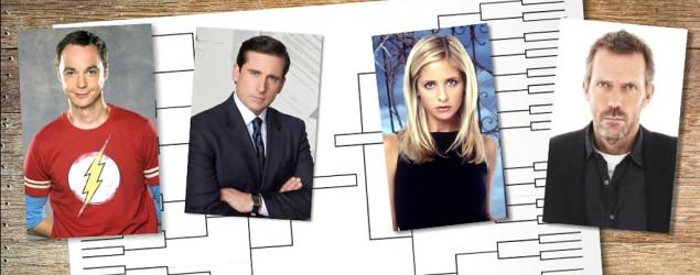 Vote for the best TV character of the 2000s