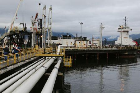 Pipeline company Kinder Morgan's revenue misses estimates