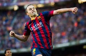 Andres Iniesta: Atleti requires Barca to be focused