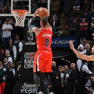 Play of the Day: Damian Lillard