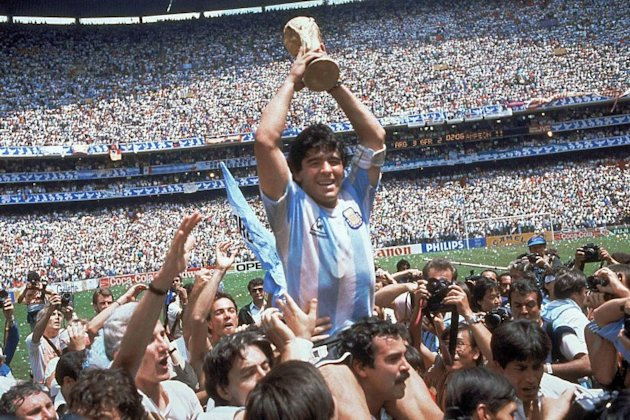 To celebrate Diego Maradona's birthday, here are 10 of his finest goals