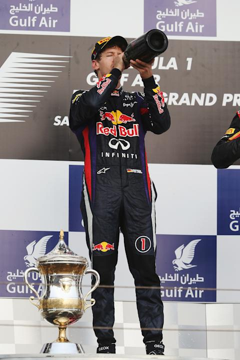 F1 Grand Prix of Bahrain - Race