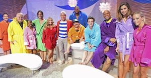 RATINGS RAT RACE: Splash&nbsp;&hellip;