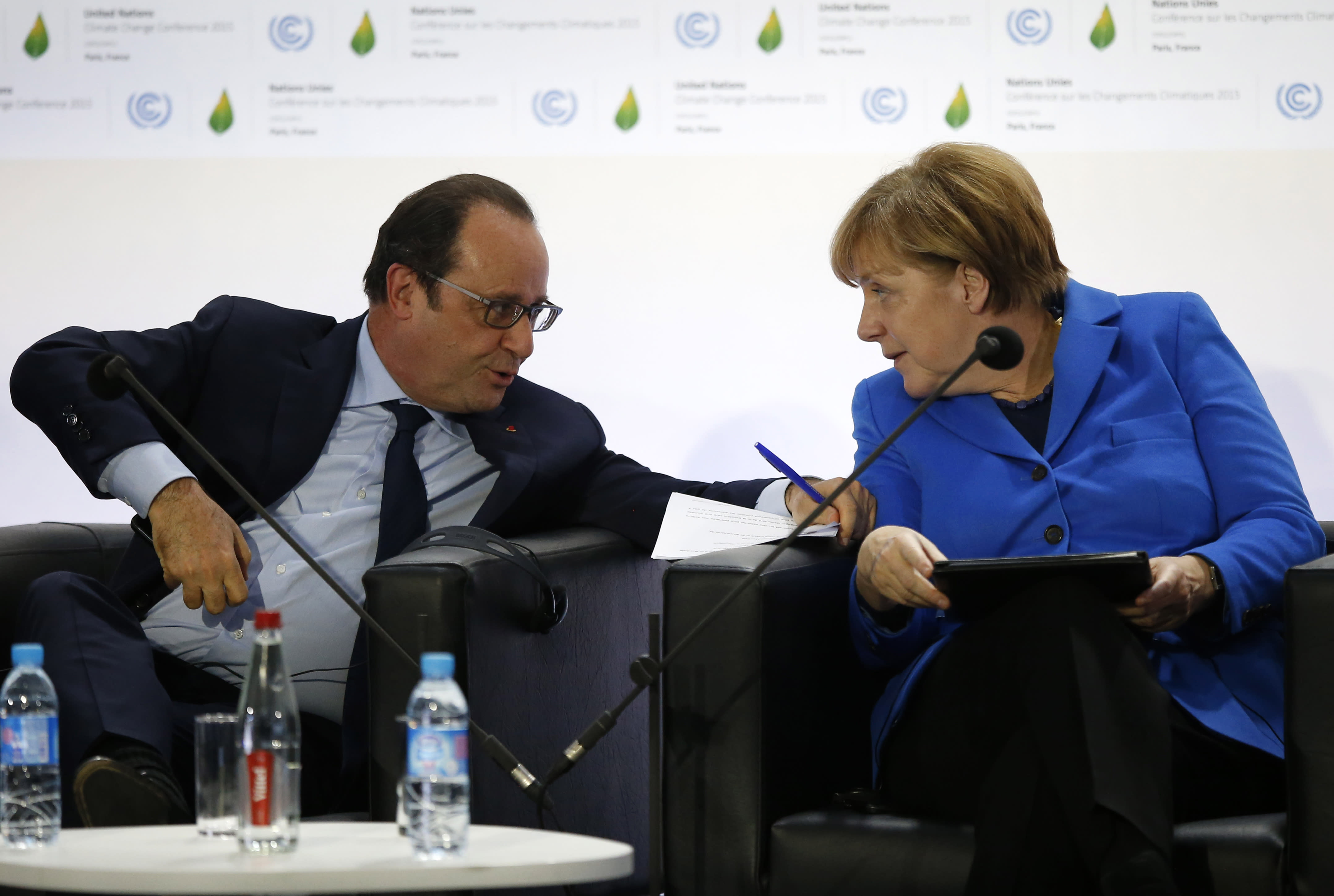 France, Germany, Canada call on world to put price on carbon