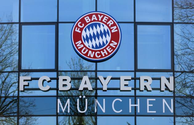 The headquarters of first division soccer club Bayern Munich are pictured in Munich