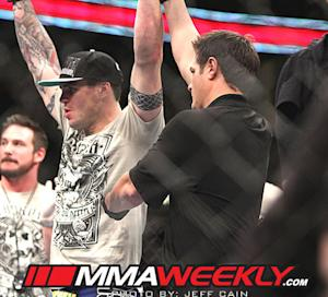 Another Win in the Books, Chris Camozzi Wants to Step Up to Axe Murderers and Predators