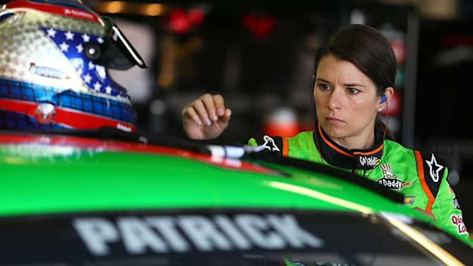 Danica nabs long-awaited strong finish