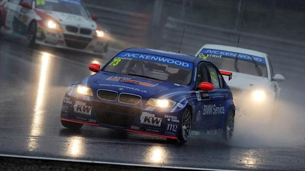 Freddy Barth - BMW 320 TC - Wiechers-Sport