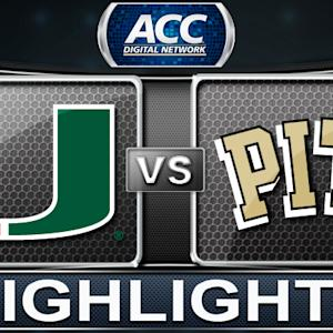 Miami vs Pittsburgh | 2013 ACC Football Highlights