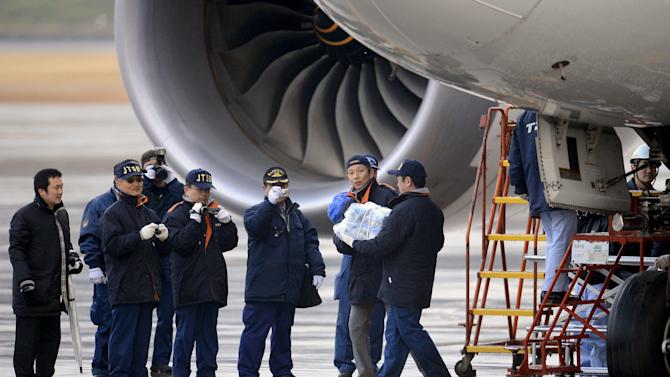 Boeing plans to carry on with 787 production