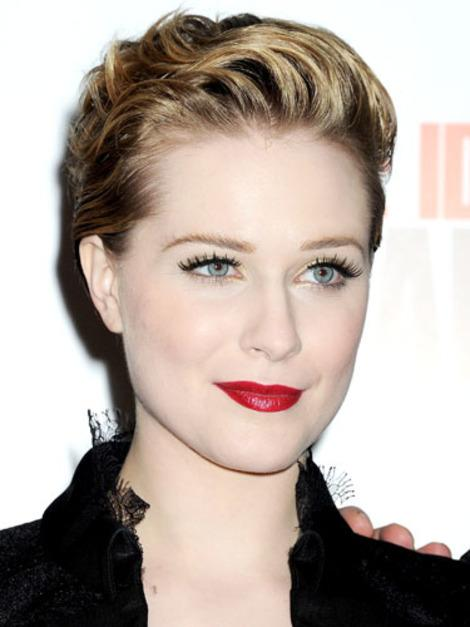 Bump Watch: 'True Blood' Star Evan Rachel Wood Gets Domestic
