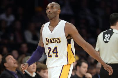 Michael Jordan helped Kobe Bryant decide when to retire