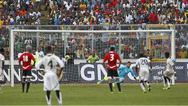 World Cup - FIFA allows Egypt to host play-off in Cairo