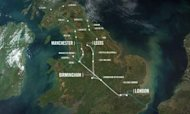 HS2 Rail Link: Second Phase Is Unveiled