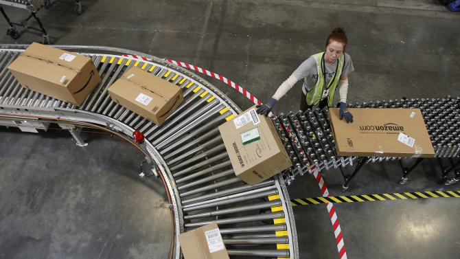 Amazon to hire 70,000 seasonal workers