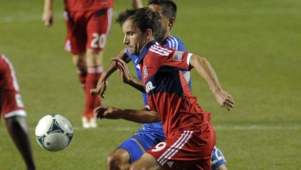 "Chicago Fire can't dwell on more blown points: ""There's no time to cry or feel bad for ourselves"""