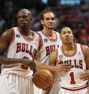 Where Does the Chicago Bulls' 'Big Three' Rank Against Others in the NBA?