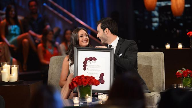 """The Bachelorette"" - ""After the Final Rose"" Episode 912"