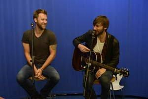 Members of Lady Antebellum Visit Kravis Children's Hospital at Mount Sinai for Musicians On Call/Citi