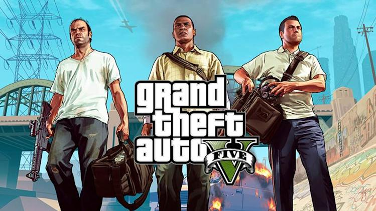 GTA V reportedly coming to Windows PCs on March 31st