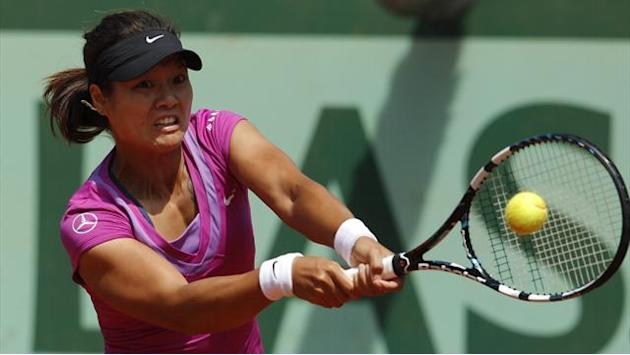 Li slams China tennis 'double-cross'