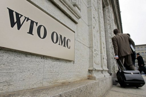 <p>Officials arrive at World Trade Organization (WTO) headquarters in Geneva. President Vladimir Putin has signed the bill ratifying Russia's entry to the World Trade Organization after 18 years of often acrimonious negotiations, the Kremlin press office said.</p>