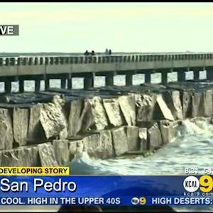 Man Dies While Trying To Save Boy Swept Into Ocean