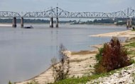 The Drought Is Killing The Mississippi River