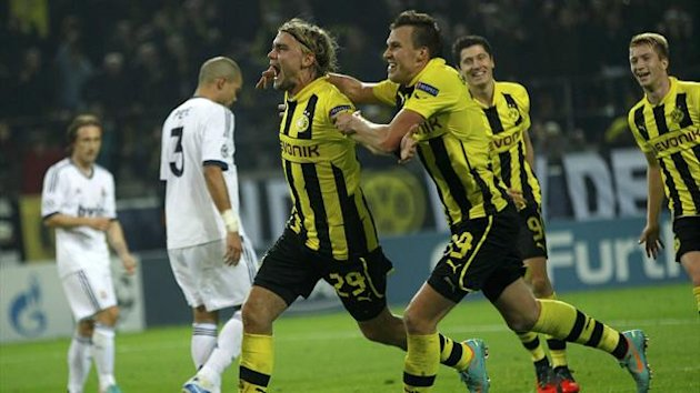 Borussia Dortmund 2-1 Real Madrid | UEFA Champions League 2012
