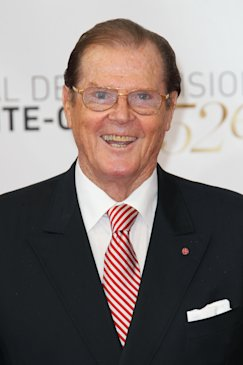 Roger Moore 2012