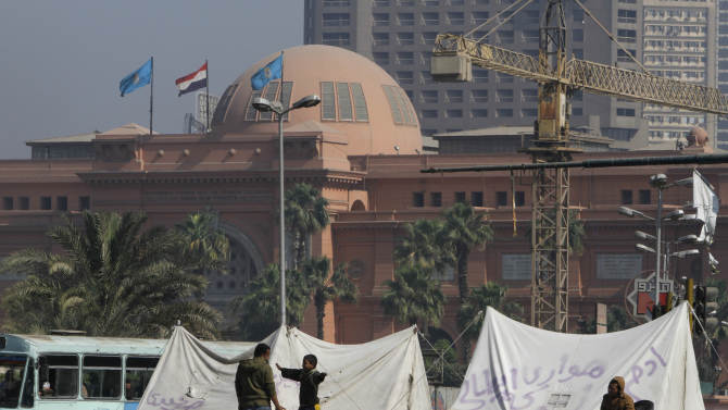 Egypt opposition files court case to reveal budget