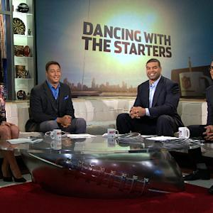 'Dancing with the Starters': Shout out to the Fresh Prince