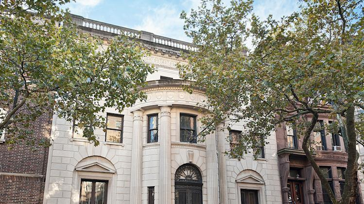 Century-old Brooklyn mansion could shatter price record facade