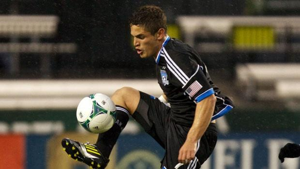San Jose Earthquakes bolster attack with local product Alexandre Gonzalez Emerson