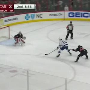 Brian Boyle Goal on Anton Khudobin (14:06/2nd)