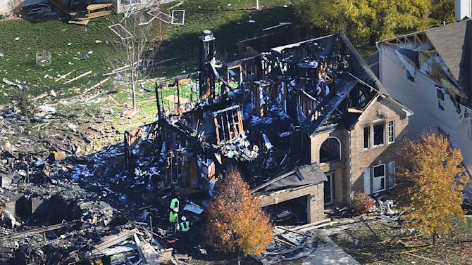 Indiana blast investigation focuses on natural gas