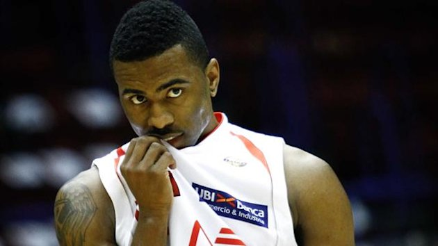 2012-13, Euroleague, Milano, Keith Langford (AP/LaPresse)