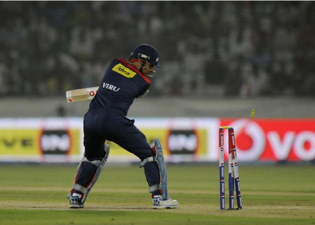 Virender Sehwag [Delhi Daredevils]: 13 matches, 295 runs at a strike rate of 126.60. Looking to be a pale shadow of his old self, Sehwag has his task cut out and needs to improve by leaps and bounds i