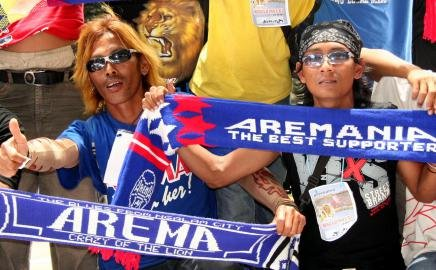 Arema Indonesia Korban Kisruh IPL vs ISL - Yahoo News Indonesia