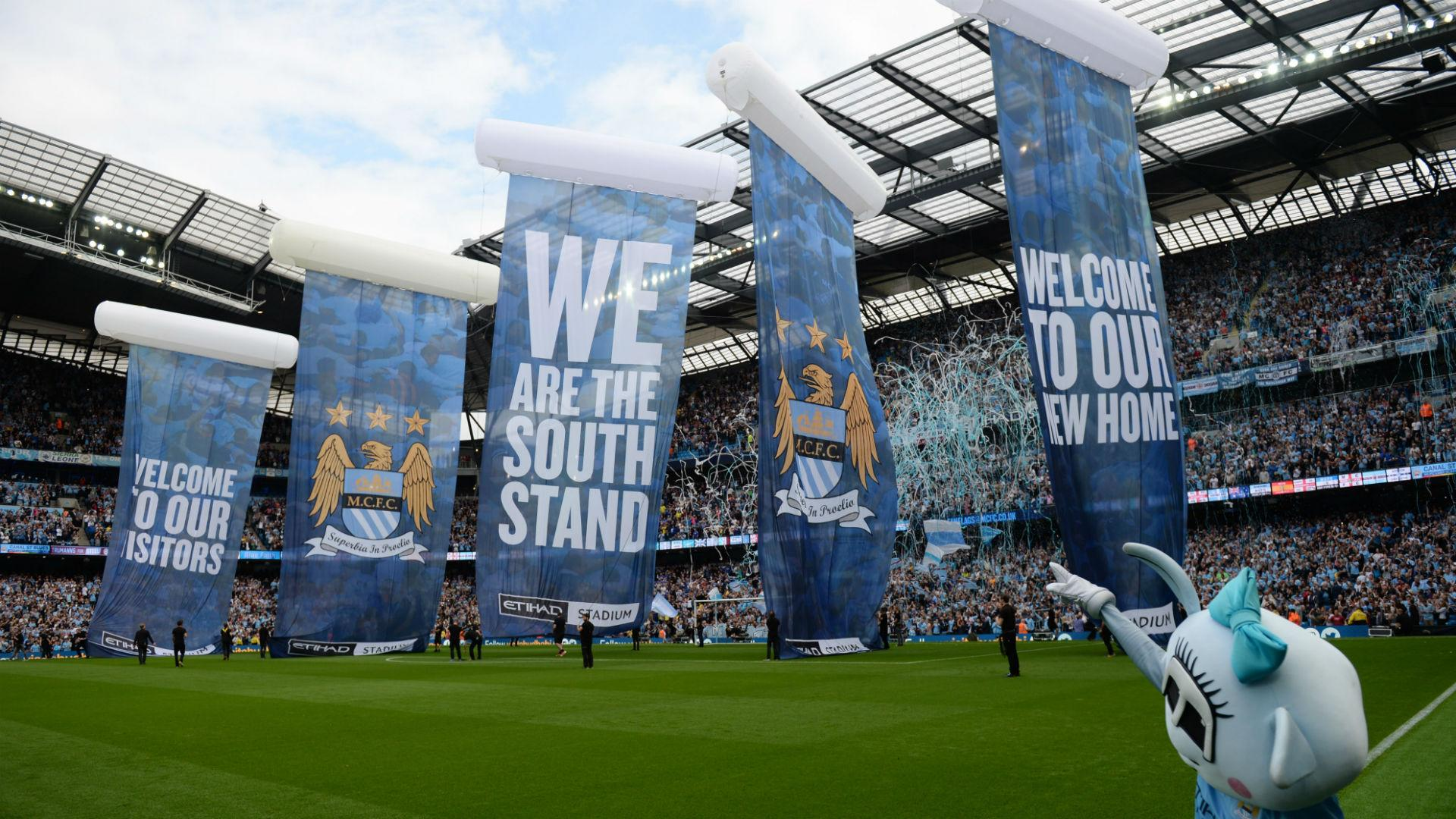 Manchester City receive $400 million Chinese investment