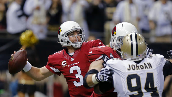 Saints gain confidence from 31-7 win vs. Cardinals