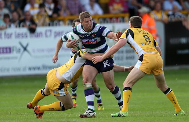 Rugby League - Super League - Wakefield Wildcats v St Helens - Belle Vue Stadium