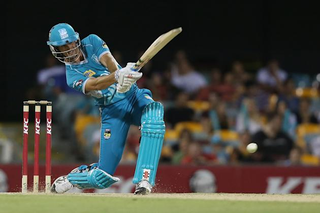 Big Bash League - Heat v Sixers